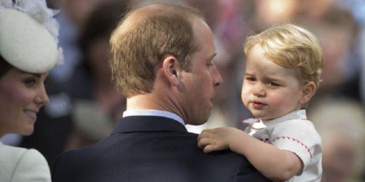 Kerajaan Inggris Minta Media Tak Pakai Foto Pangeran George Jepretan Paparazzi