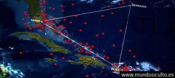 Según oceanógrafo: Hay pirámides y tecnología bajo el Triángulo de las Bermudas