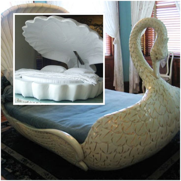 bed designs that are cool and weird