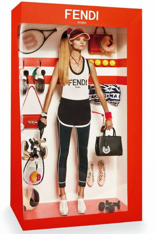 Elizabeth Erm, Magdalena Frackowiak by Giampaolo Sgura for Vogue Paris December/January 2014-2015