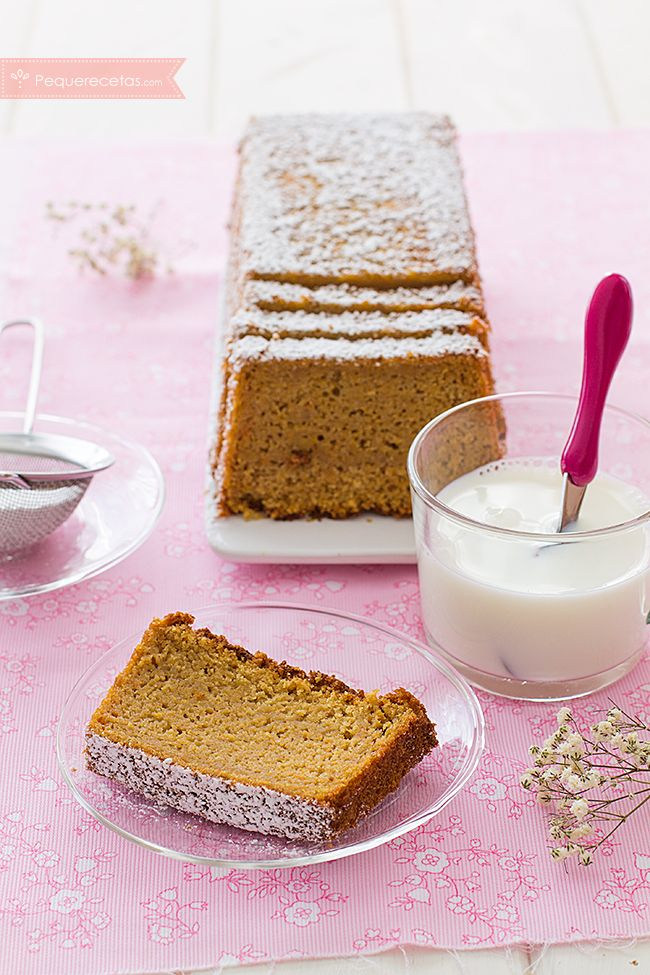 Pastel de calabaza (PequeRecetas)