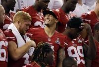 """San Francisco 49ers quarterback Colin Kaepernick a sudden star in NFL"" Denver Post (February 1, 2013)"