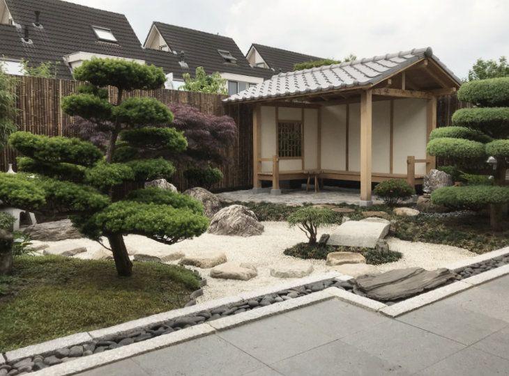 Japanese Garden Almelo Work Japanese Garden Design Japanese Garden Garden Landscape Design