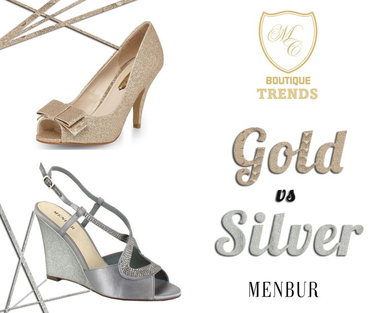 Gold vs Silver | Make your choice #gold #silver #shinetrends