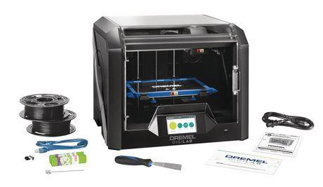 Dremel 3D45 Edu 3D printer and educational accessories (lesson plans, …   – Products