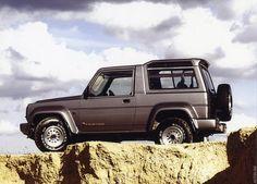 1997 Daihatsu Fourtrak