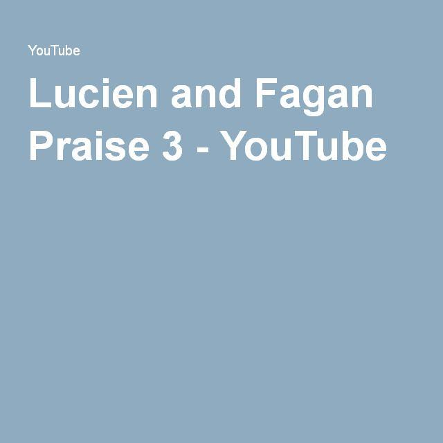 Lucien and Fagan Praise 3 - YouTube