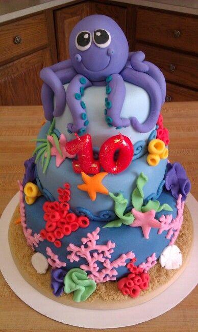 Ocean Cake                                                                                                                                                     More