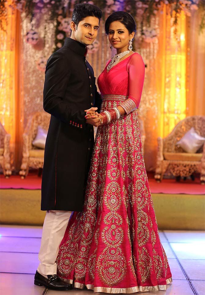 Ravi Sargun Wedding Reception
