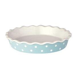 www.thingsyoulove.nl dot blue ronde taartvorm