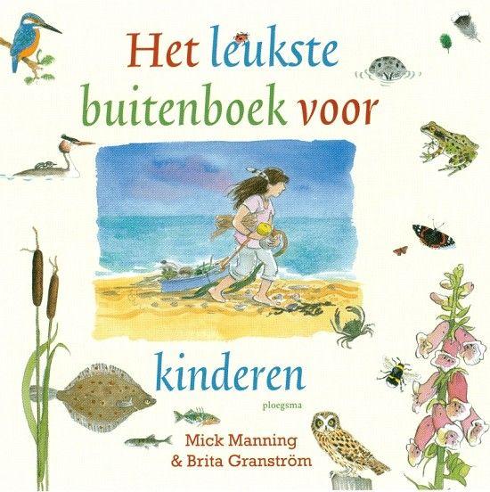 Het leukste buitenboek voor kinderen.Vind het spoor van een das, onderzoek het leven in de tuin, praat met een specht, herken boomknoppen, ontdek het verschil tussen een konijn en een haas, leer fluiten op een grasspriet, In dorp en stad, park en bos, vijver en rivier, op de hei en aan het strand. In dit boek staat alles wat kinderen over dieren en planten willen weten en het laat zien hoe leuk de natuur is. Dus hup: Snel naar buiten! Leeftijd: 5+ Te verkrijgen bij Buitenkinderen.nl