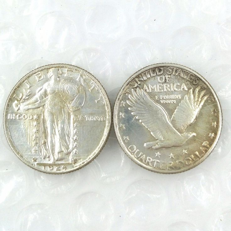 sale 90 silver coins 1924 standing liberty quarter dollars retail whole #silver #coins