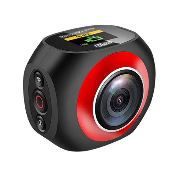 iMars™ Pano360 Pro Action Camera Ultra HD 4K Sport DV 360 Degree Wide Angle WiFi 2.4G Controller Euro 77,65