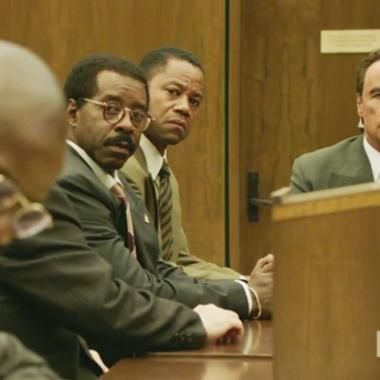 Hot: See the full trailer for American Crime Story: The People v. O.J. Simpson