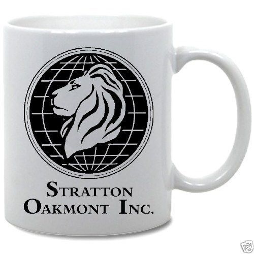 The Wolf Of Wall Street Stratton Oakmont Inc Cool Mug 11oz Printed Mug
