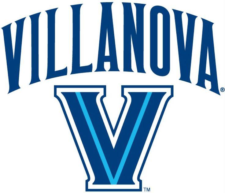 Pin by Vanessa on Sports Villanova, School logos