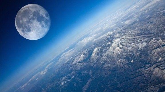 Yerküre ve Ay