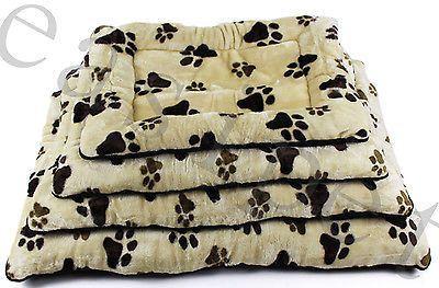 Dog #puppy cage bed pet cat crate foam bedding mat faux fur #deluxe 5 size #easip,  View more on the LINK: http://www.zeppy.io/product/gb/2/111376952353/