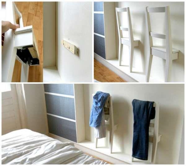 12 Idées créatives à faire avec de vieilles chaises