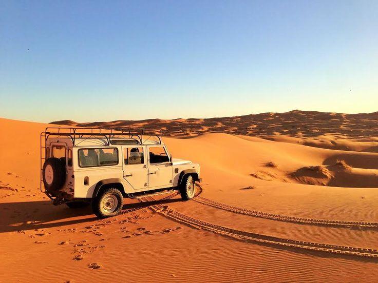 Land Rover lanza plataforma digital: Viajes Defender