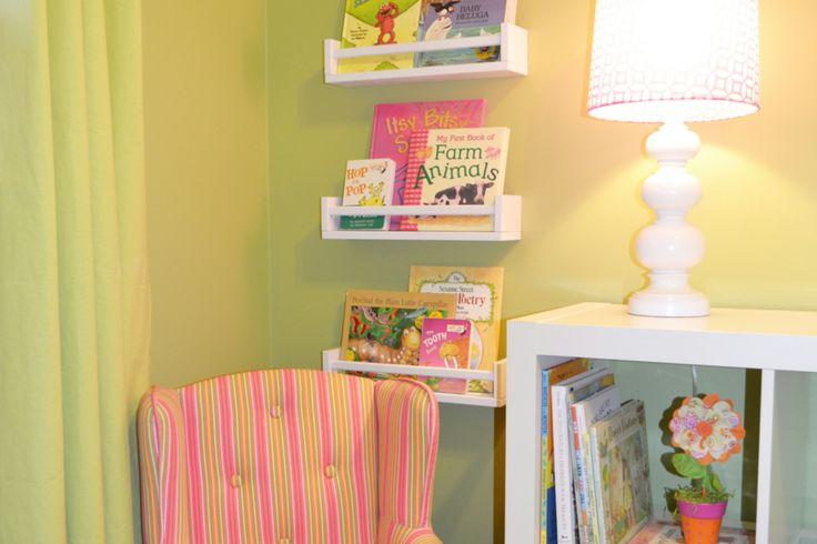 best 25 kid reading nooks ideas on pinterest kids. Black Bedroom Furniture Sets. Home Design Ideas