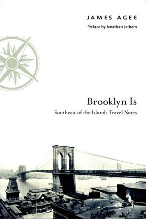 Brooklyn's Agee - The Brooklyn Rail