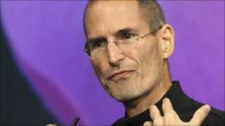BBC News Magazine:  Does Apple's Steve Jobs mean companies can be one-man bands?