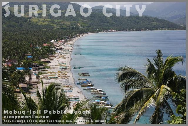 TRAVEL GUIDE : Surigao City- The City of Island Adventures ~ Escape Manila