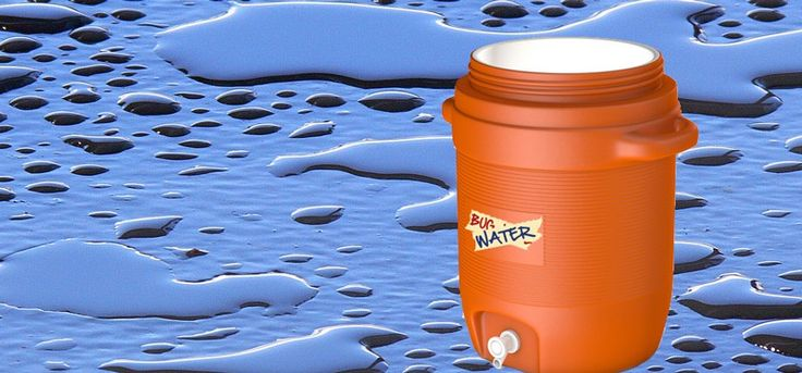Drink Right: Why now's the time to replace soda and bug juice with water