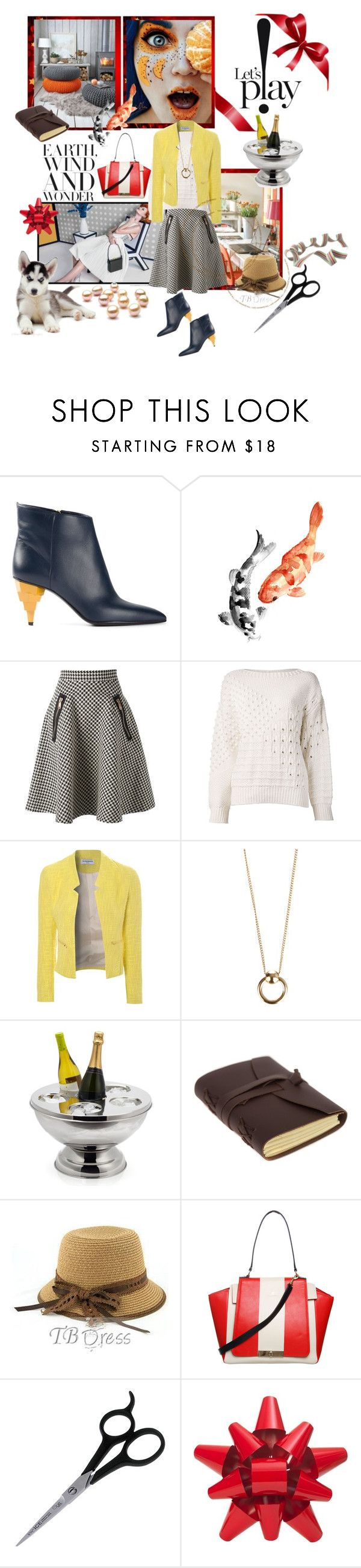 """""""Play TIme"""" by phoebesnayer ❤ liked on Polyvore featuring CO, Vionnet, Coast + Weber + Ahaus, Closed, True Decadence, Luv Aj, Hudson Jeans, Milli Millu, Tweezerman and Martha Stewart"""