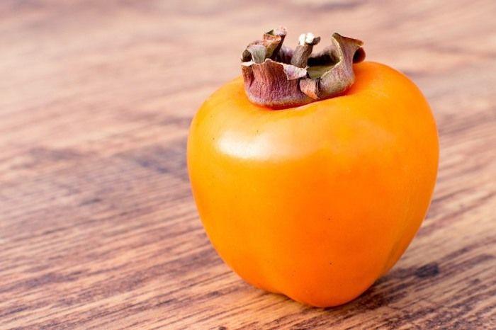 kaki vitamine persimone sharonfrucht essen kakifrucht frucht des kakibaums