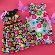 very cute line of toddler dresses...Take a look at the Izzy Bella event on #zulily today!