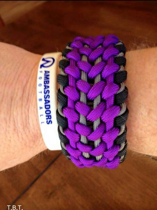 awesome paracord projects Parachute cord is also called paracord it was invented by the military during world war 2 it's breaking strength is over 550 lbs paracord is made with nylon so it won't mold or rot, and.