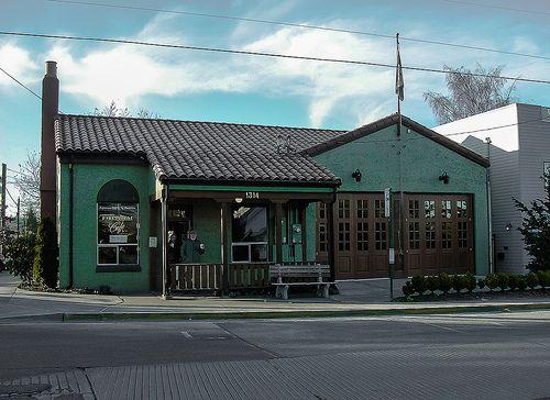 Firehouse Cafe Fairhaven WA