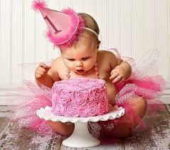 ideas para cumpleaños de un año nena - Buscar con Google
