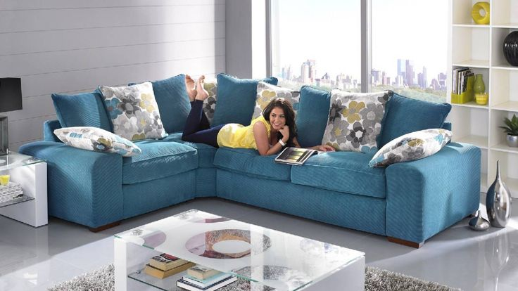 Aphrodite Fabric Sofa Range | Sofology