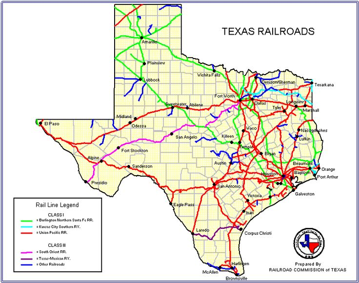 Map Of Texas Railroads.Railroad Map Of Texas Business Ideas 2013