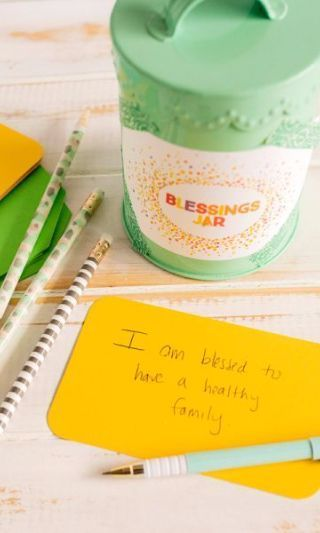 photograph about Blessings Jar Printable identify Blessings Jar - Guidance your household deliver a tangible route in direction of