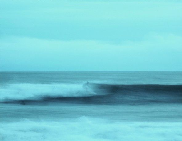 The Ghost Surfer Bali