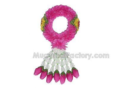 Thaiboxing Thai Garland for Wai Kru (artificial flowers) for sale. Muay Thai Factory http://www.muaythaifactory.com/muay-thai-gear.asp?ProductID=TH-Z-003