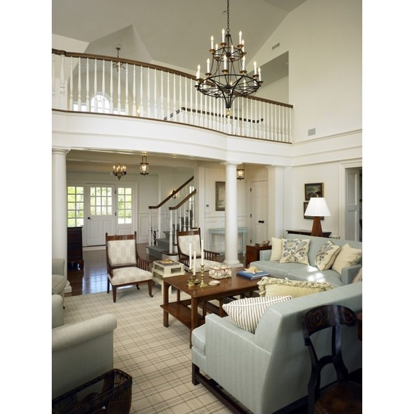 A Somethings Gotta Give House On Marthas Vineyard Liked Polyvore Decorating Living