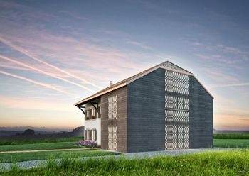Tipske hiše / Ecological passiv construction