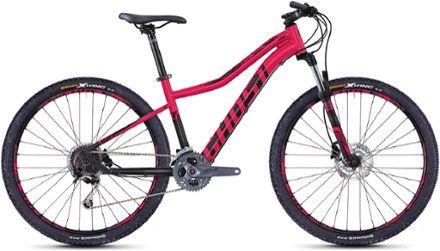 GHOST Women's Lanao 5.7 AL 27.5 Women's Bike Neon Pink/Nightblack XS