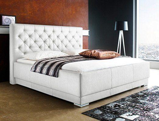 ber ideen zu bett wei 180x200 auf pinterest. Black Bedroom Furniture Sets. Home Design Ideas