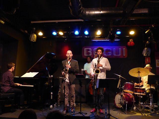 The Homo Artifex Project: Luis Verde Quintet en Bogui Jazz
