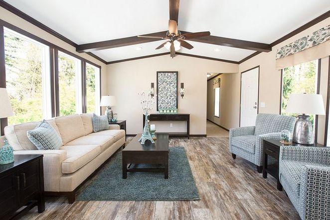 27 Mobile Home Living Room Ideas Single Wide 19 Decorinspira Com Mobile Home Living Remodeling Mobile Homes Single Wide Mobile Homes