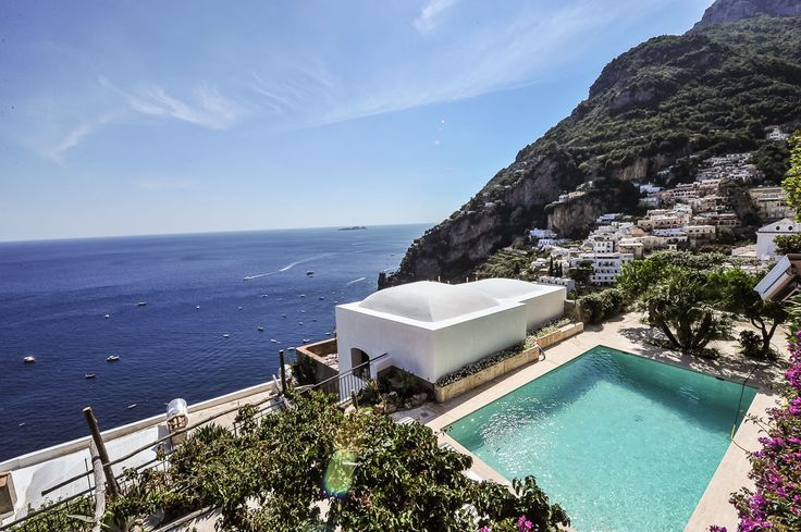 Just as you need a pinch of magic to make dreams come true, you need Villa Limoncello to make dream vacations on Italy's Amalfi Coast come true.