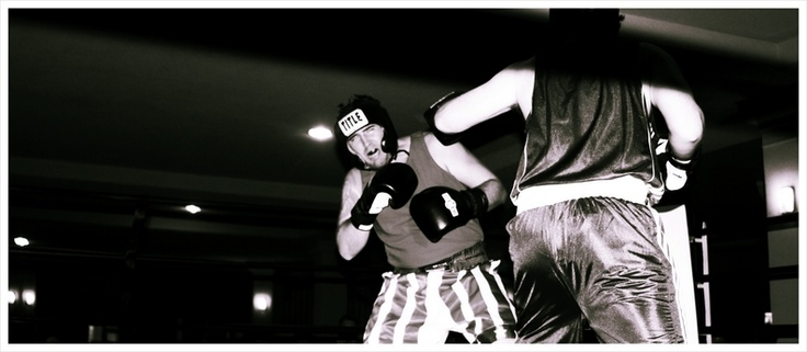 Learn how to box at Grand Cayman's Rogue Gym!
