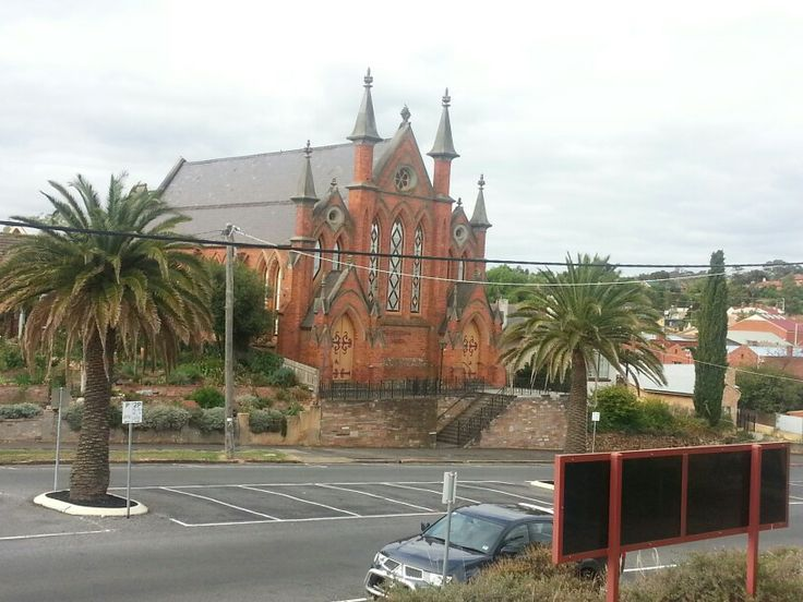 Castlemaine - Presbyterian church