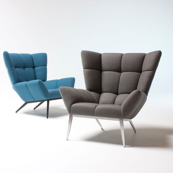 Shop SUITE NY For The Tuulla Armchair Designed By Jeff Vioski For VIOSKI  Furniture In And Other Modern Upholstered Wing Chairs.